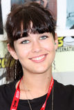 Samantha Gray Hissong at the 2011 Comic-Con Convention Stock Photo