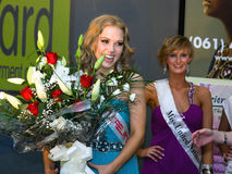 Samantha Long Miss Un Nations Ireland 201 Stock Photography