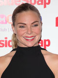 Samantha Womack. Arriving for the 2013 Inside Soap Awards, at the Ministry Of Sound, London. 21/10/2013 Picture by: Alexandra Glen / Featureflash Royalty Free Stock Photo