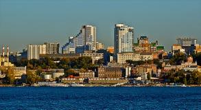 Samara. Imagem de Stock