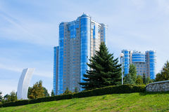 Samara city, Russia Stock Image