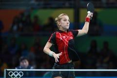 Samara Elizabeta at the Olympic Games in Rio 2016. Royalty Free Stock Photography