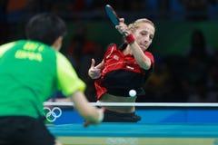 Samara Elizabeta at the Olympic Games in Rio 2016. Stock Photos
