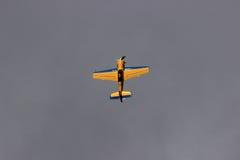Samara, Russland - 11. September 2016 Trainingsflugzeuge YAK-34 MA Stockfotos