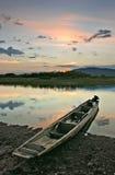 Samarga河2 库存照片