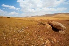 Samaria, Israël Photo libre de droits