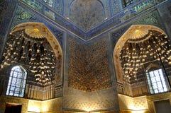 Samarkand. Amir gur-e Royalty-vrije Stock Foto