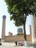 Samarkand the Bibi-Khanim 2007 Royalty Free Stock Image