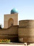 Samarkand Bibi-Khanim mausoleum September 2007 Arkivfoton