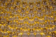 Samarkand - den siden- vägen förundra sig royaltyfri bild