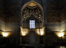 Samarkand. Emir de Gur-e imagen de archivo libre de regalías