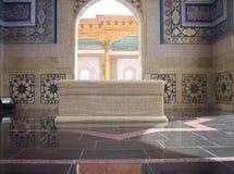 samarkand Grafzerk van Imam al-Bukhari Stock Foto's