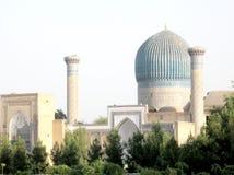 Samarkand Gur-Amir 2007 Photos stock