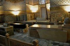 Samarkand. Gur-e emir Zdjęcia Royalty Free