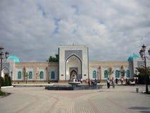 Samarkand Imam al-Bukhari Arkivbild