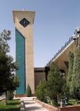 Samarkand Passenger Depot 2007 Stock Images