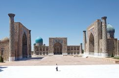 Samarkand Stock Photos