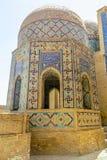 Samarkand Shah-i-Zinda 31 obraz royalty free