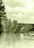 Samarkand Siab 1954 Stock Photo