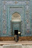 Samarkand, Uzbekistan, Silk Road royalty free stock images