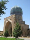 Samarkand, Uzbekstan stockfotos