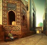 Samarkand Royalty Free Stock Photography