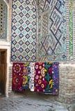 Samarkanda, Узбекистан Стоковое Изображение RF