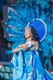 Samba καρναβάλι του Τόκιο Asakusa στοκ εικόνες