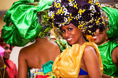 Samba καρναβάλι στοκ εικόνες