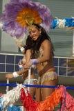samba χορευτών Στοκ φωτογραφία με δικαίωμα ελεύθερης χρήσης