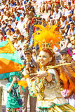 Samba Carnival Stock Photography