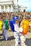 Samba Carnival Royalty Free Stock Image