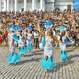 Samba Carnival Royalty Free Stock Images