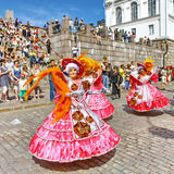 Samba Carnival Royalty Free Stock Photo