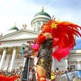 Samba Carnival Royalty Free Stock Photos