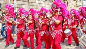 Samba Carnival Stock Image
