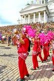 Samba Carnival Stock Images