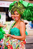 Samba carnival Royalty Free Stock Photography