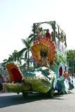 Samba carnival dancer Royalty Free Stock Photo