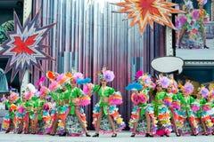 Samba children Royalty Free Stock Photo