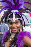 Samba dancer Royalty Free Stock Photography