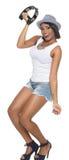 Samba Dancer immagini stock