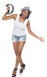 Samba Dancer immagine stock libera da diritti