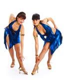 Samba dancers Stock Photography