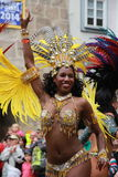 Samba dancers  in Coburg Stock Photography