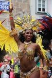Samba dancers  in Coburg Stock Photography