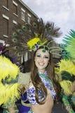 Samba do brazilica de Liverpool na cidade Imagens de Stock Royalty Free