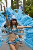 2013 samba dream carnival parade Stock Photos