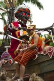 2013 samba dream carnival parade Royalty Free Stock Image