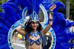 2013 samba dream carnival parade Stock Photo
